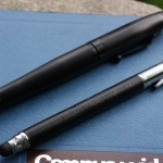 Monteverde Invincia Stylus and iWalk Amphibian